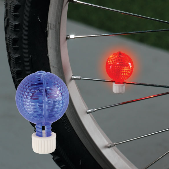 Flashing Bike Spoke Light