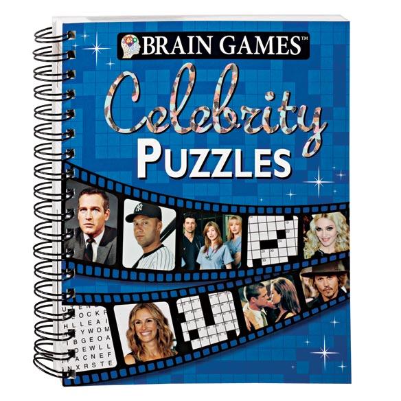 Brain Games Celebrity Puzzles