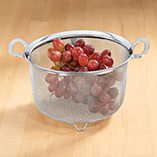 View All Storage & Holders - Stainless Steel Mesh Basket