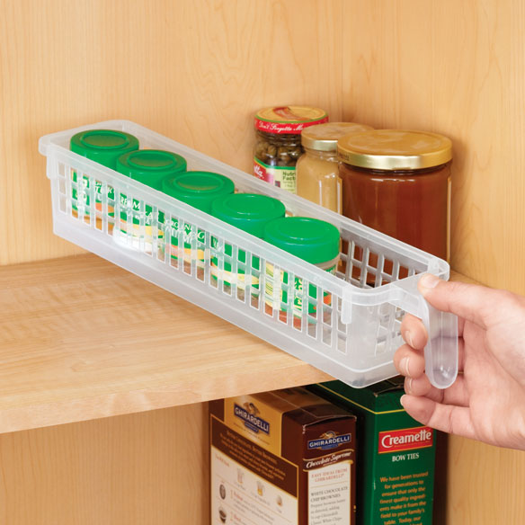 Spice Storage Basket
