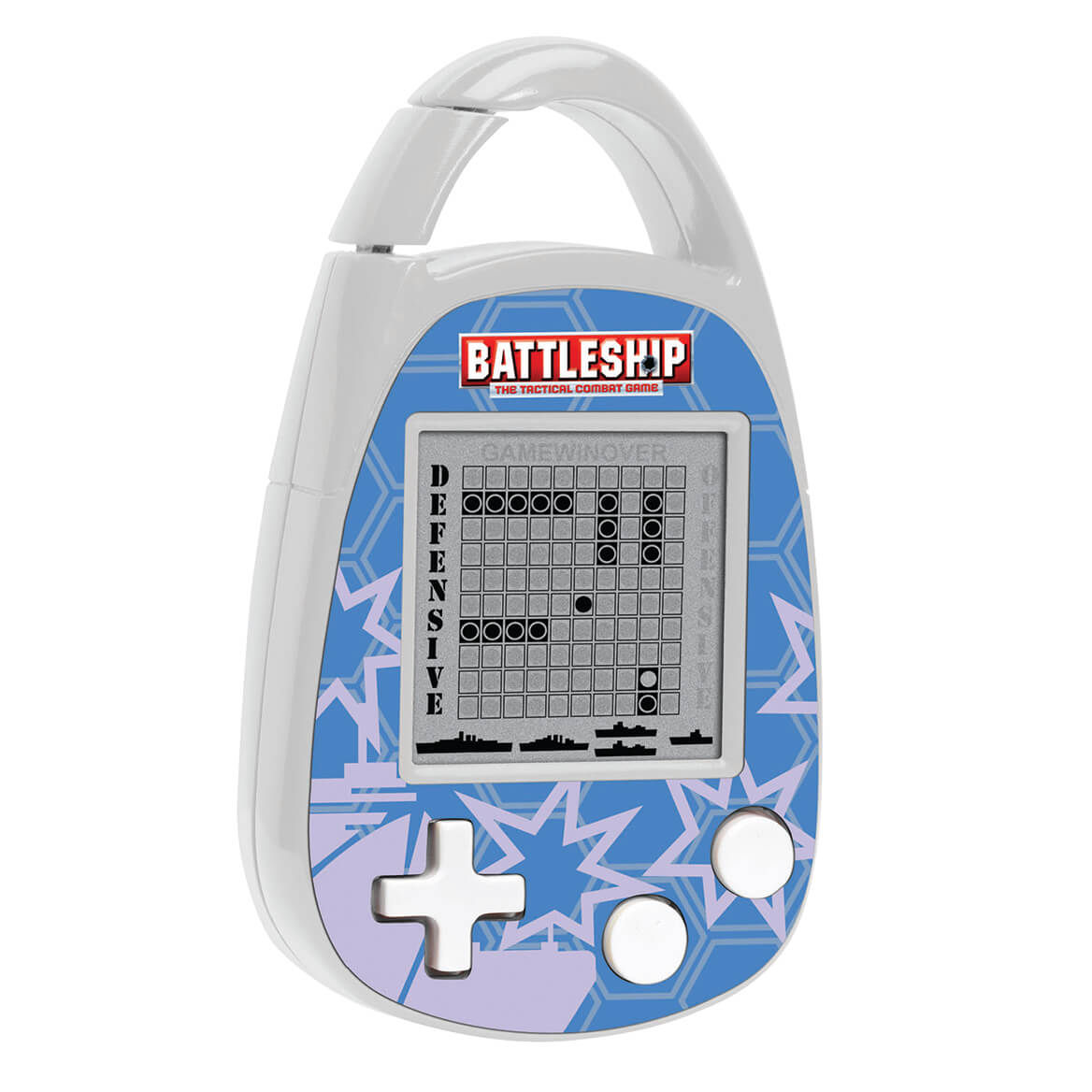 Battleship Hand Held Game