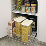 View All Storage & Holders - Roll Out Cabinet Organizer