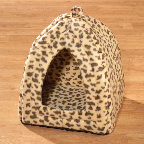 Pet Hut Cheetah Print