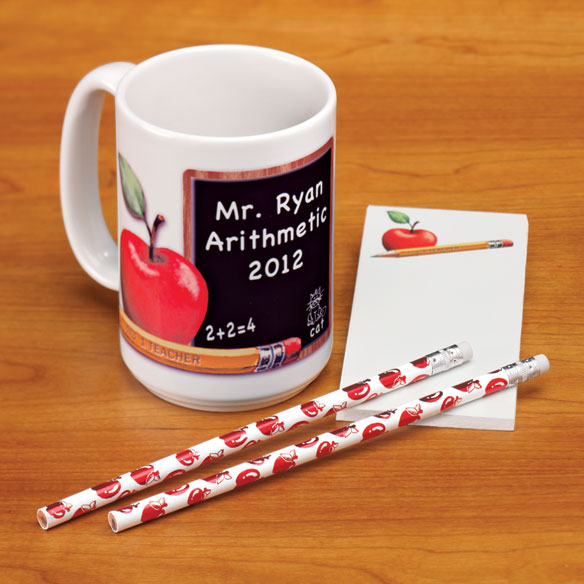 Teacher Mug Set