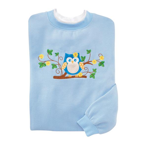 Sweet Owl Sweatshirt