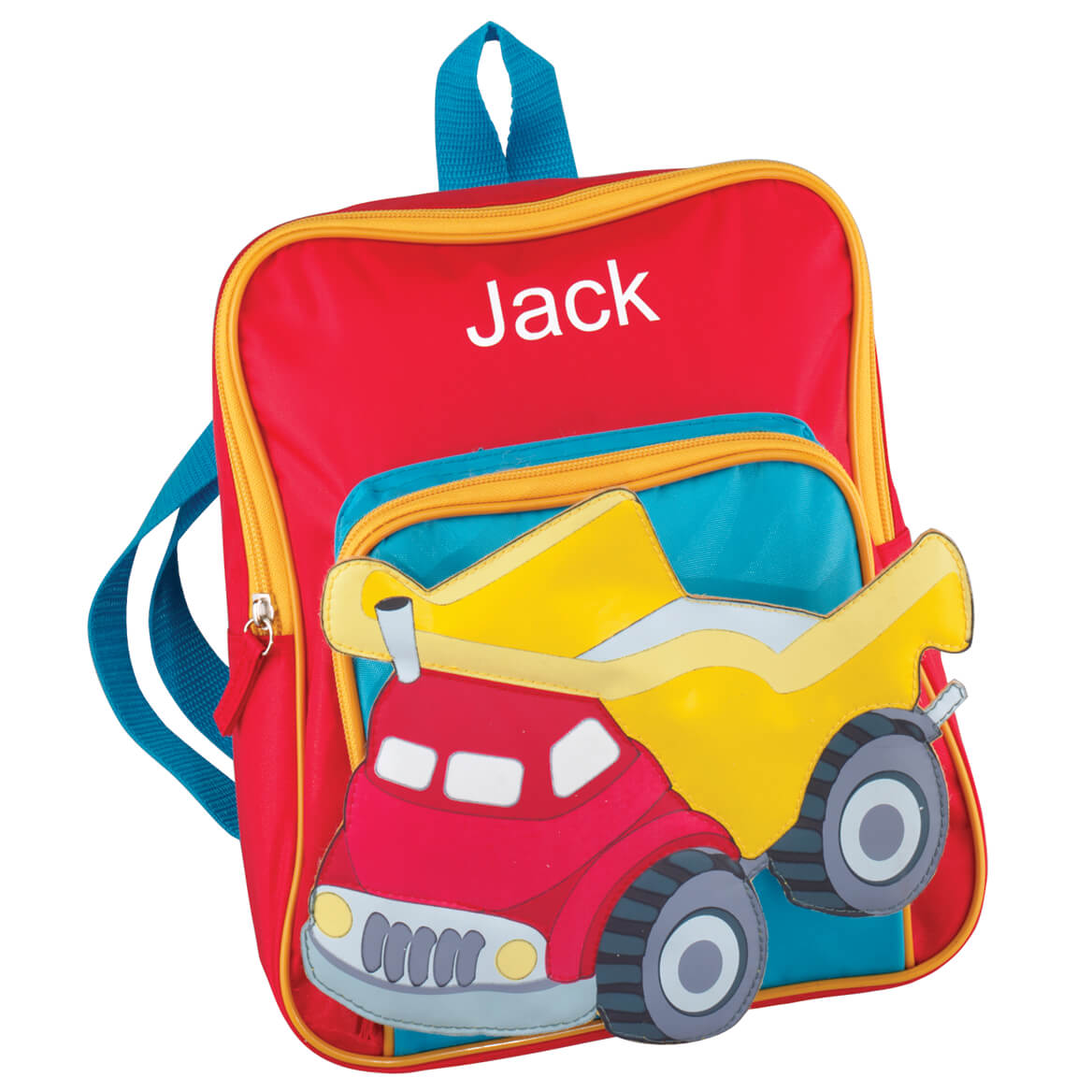 d12646fb8a1 Personalized Truck Backpack - Personalized Backpack - Miles Kimball