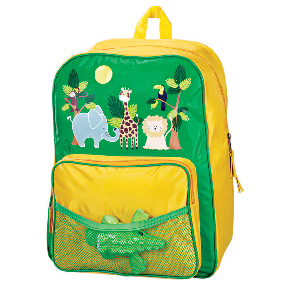 Personalized Zoo Animals Backpack