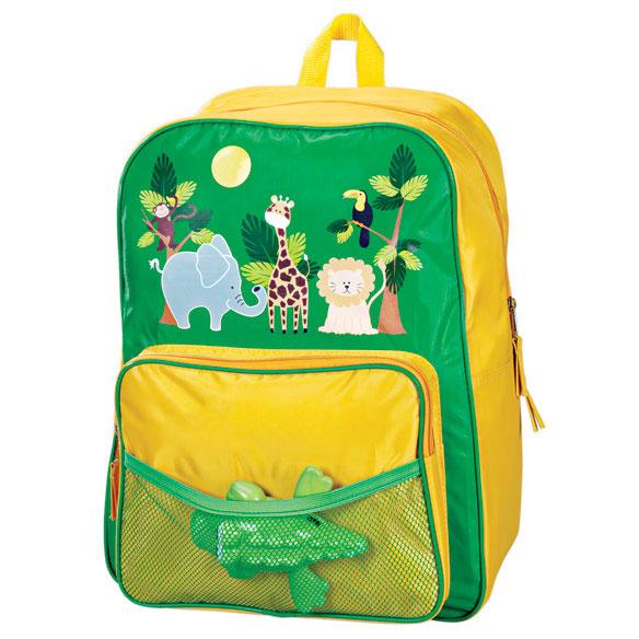 Zoo Animals Backpack