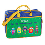 Children's Products - Personalized Boys Going To Grandma's Tote