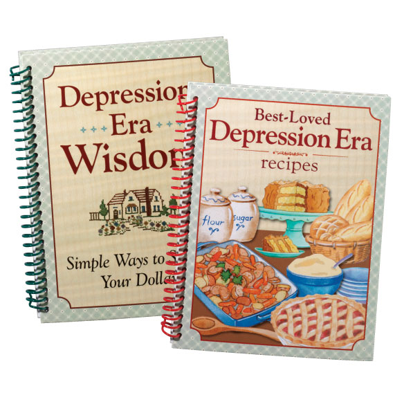 Depression Era Books, Set of 2