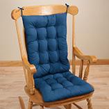 Cushions, Curtains & Throws - Rocker Chair Pad Set