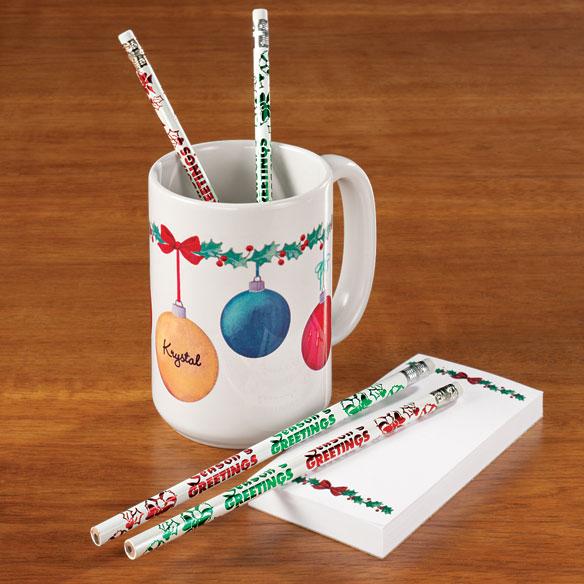 Ornament Mug Set