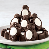 Food - Dark Chocolate Mint Penguins 6 oz.