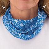 Accessories - Snowflake Neck Cowl
