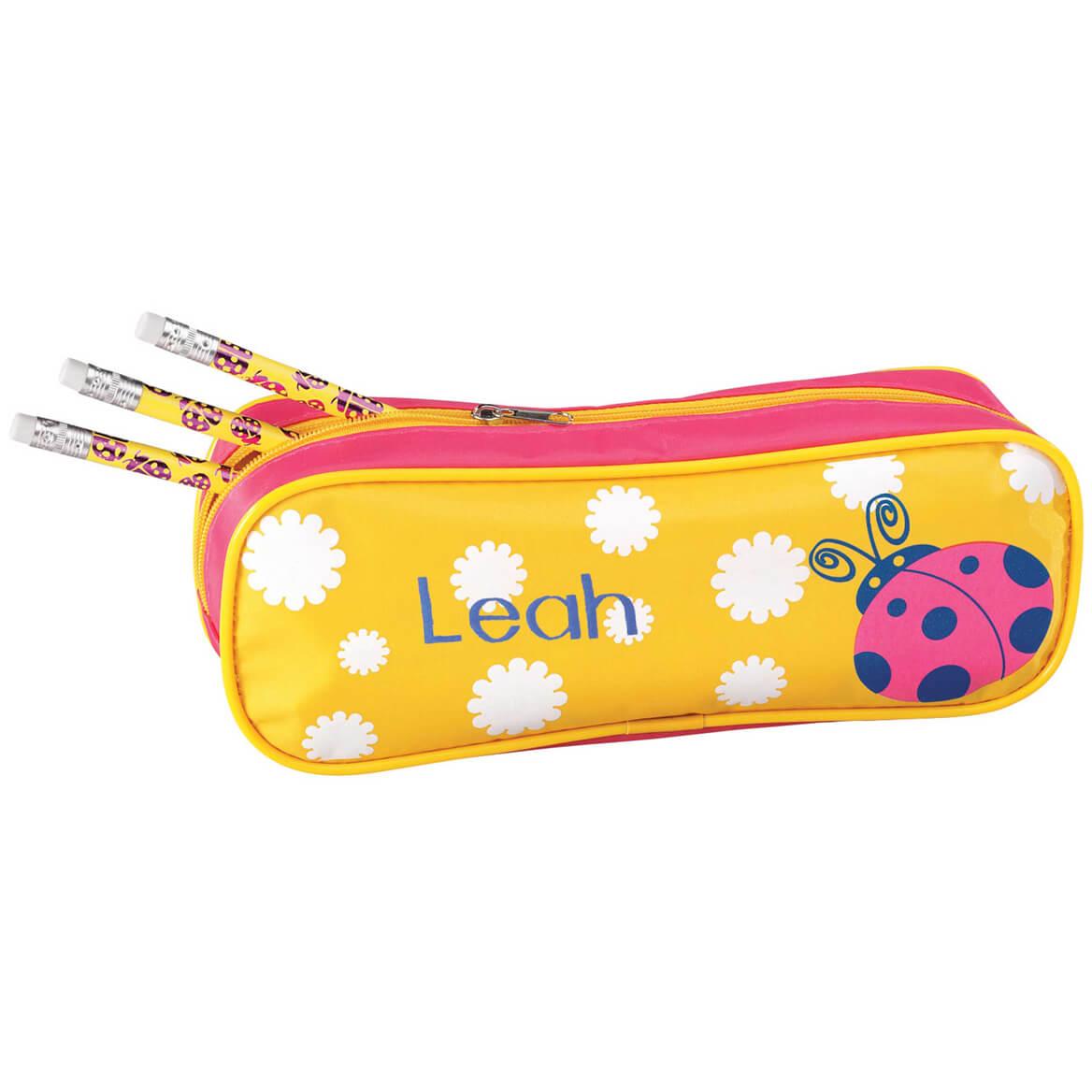 Personalized Ladybug Pencil Case-343648