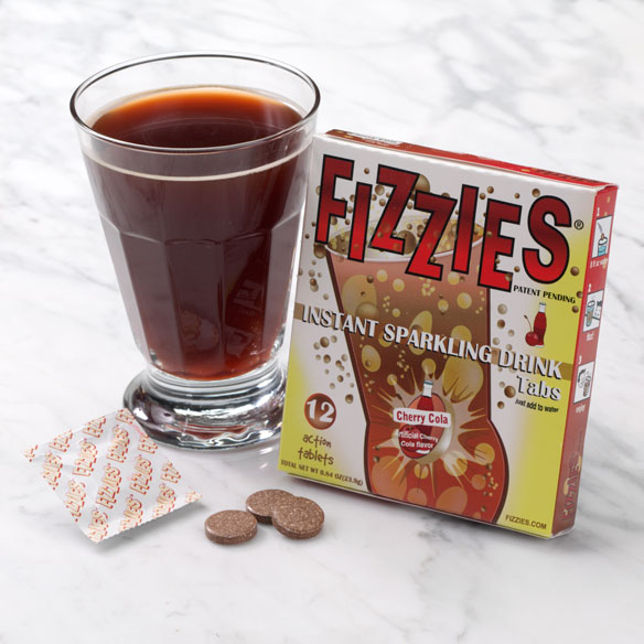 Cherry Cola Fizzies® Drink Tablets