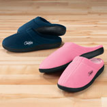 View All Web Exclusives - Easy Comforts Style™ Memory Foam Slippers