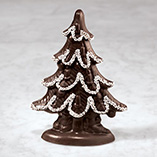 Chocolate - Dark Chocolate Christmas Tree 5.5 oz