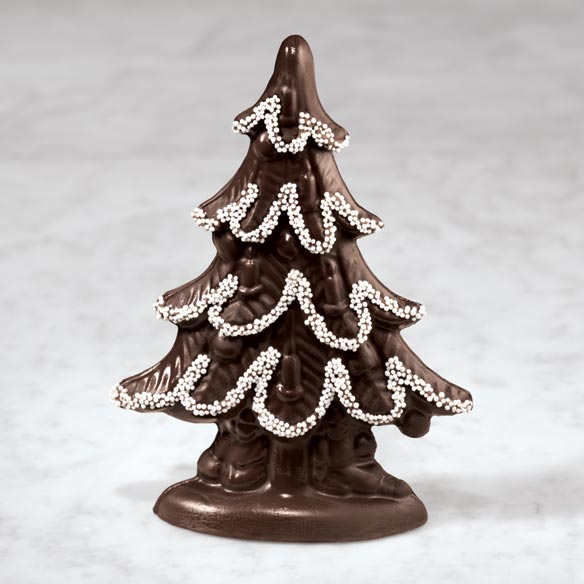 Dark Chocolate Christmas Tree 5.5 oz