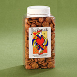Jack snack™ Mix Honey Toasted Sesame Crackers & Peanuts