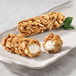 Sweet & Savory - Cashew Log Roll