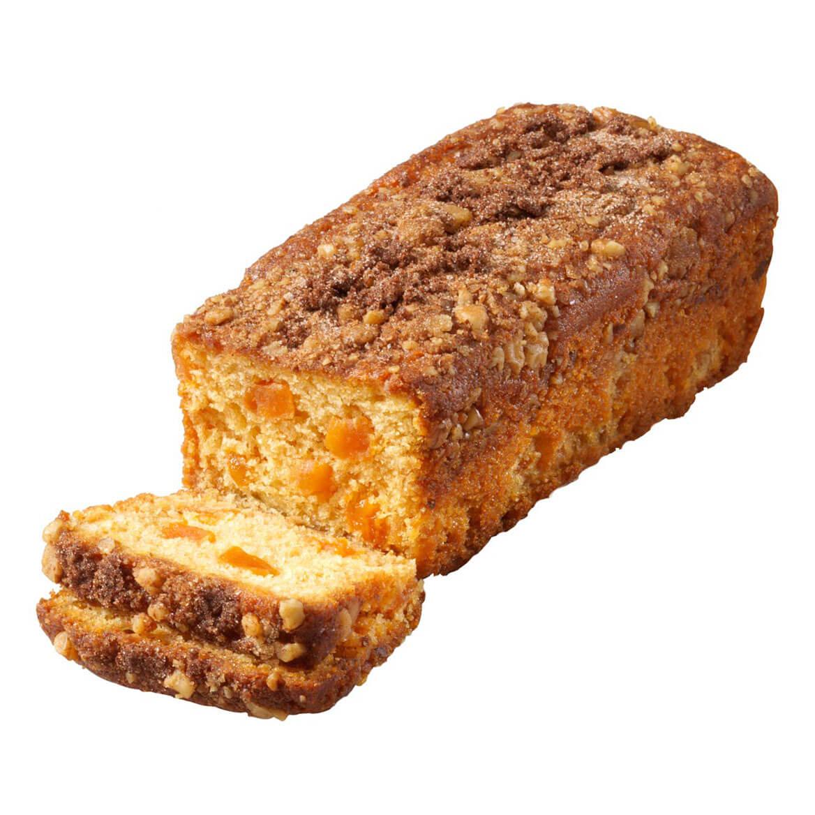 Peach Streusel Coffee Cake 16 oz.