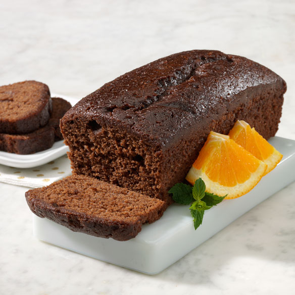 Chocolate Rum Dessert Cake