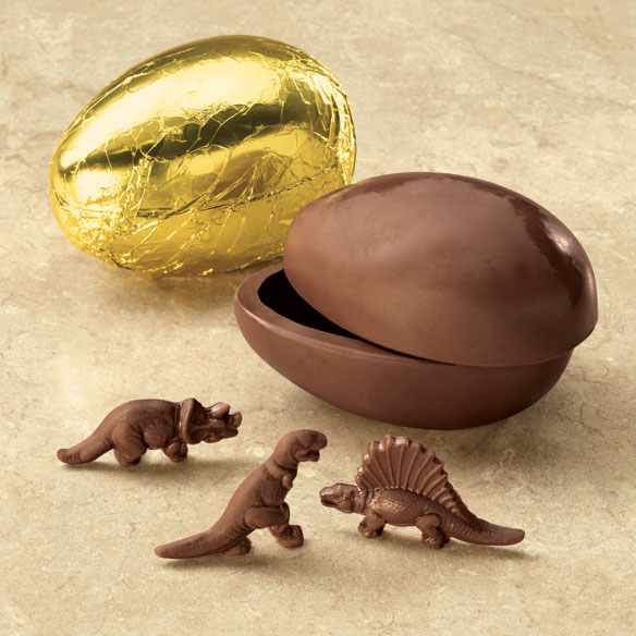 Milk Chocolate Dino Egg 8 oz
