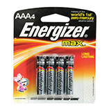 Energizer AAA Battery 4pk