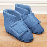 Apparel & Jewelry - Quilted Slippers