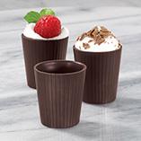 Chocolate - Milk Chocolate Cordial Cups