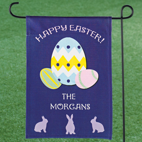 Personalized Easter Mini Banner
