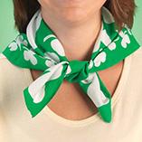 St. Patrick's Day - Shamrock Bandana