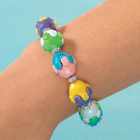 Easter Egg Bracelet