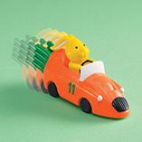 Easter - Carrot Bunny Racer