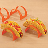 $8.99 and Under Kitchen Gadgets - Taco Props - Set Of 4