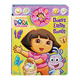 Dora the Explorer® Easter Song book