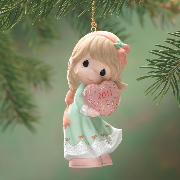 Precious Moments® 2011 Ornament