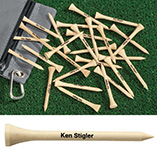 Sports - Personalized Golf Tees With Case