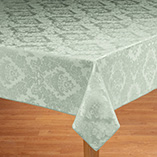 Kitchen - Damask Table Cover