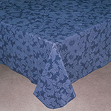 View All Tablecovers & Chair Accessories - Bordeaux Floral Vinyl Table Cover