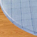 View All Tablecovers & Chair Accessories - Woven Lattice Elasticized Table Cover