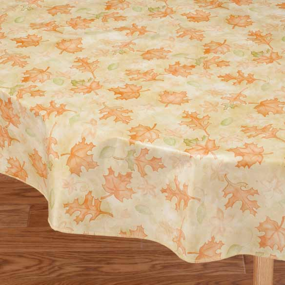 Autumn Leaves Table Cover