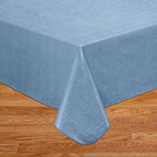 View All Tablecovers & Chair Accessories - Classic Weave Vinyl Table Cover