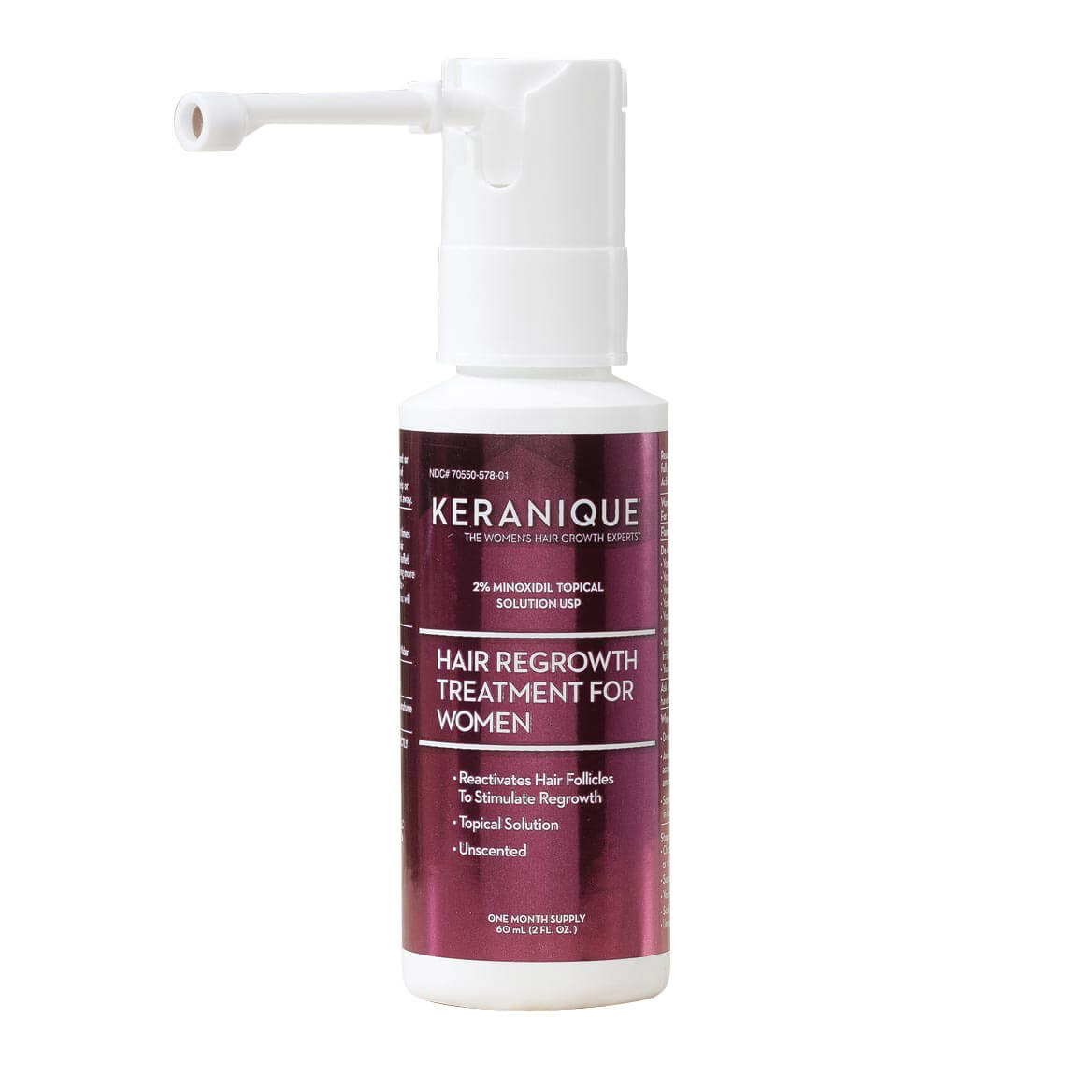 Keranique® Hair Regrowth Treatment for Women