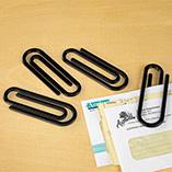 Desk & Computer Accessories - Jumbo Paperclips - Set Of 10
