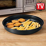 View All Web Exclusives - Microwave Crisper Pan