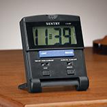 Clocks, Frames & Candles - Travel Alarm Clock