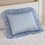 Decorative Bedding - Gingham Check Sham