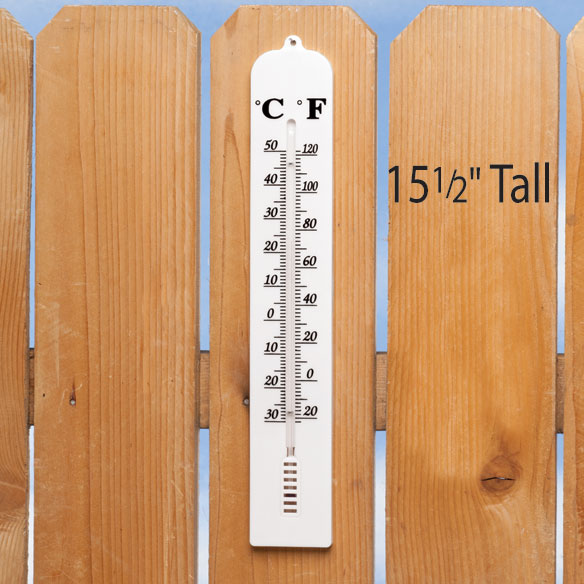 Jumbo Outdoor Thermometer